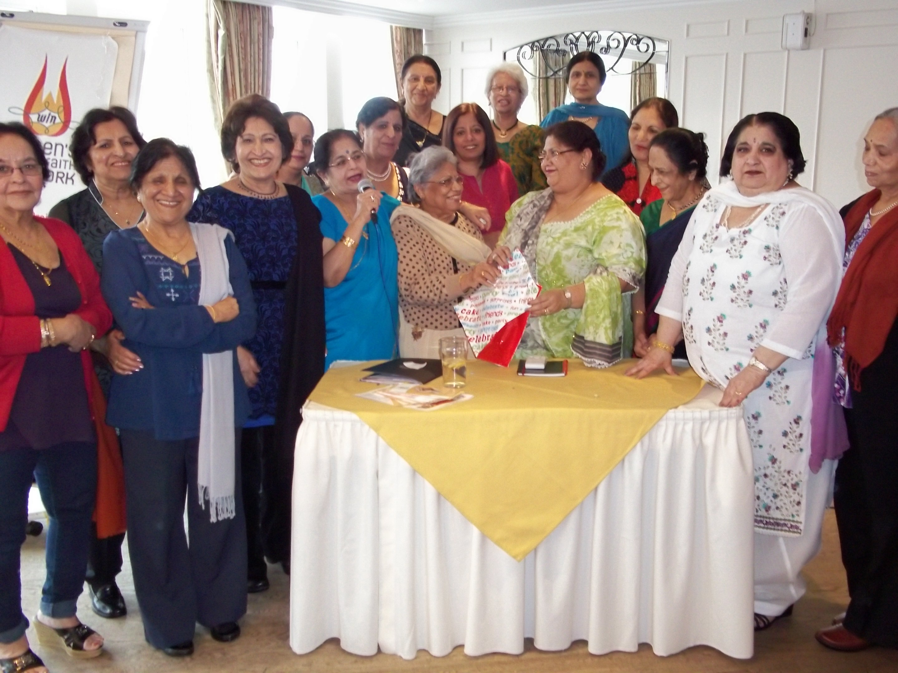Celebration of International Womens Day and Mothers Day on 6 March 2013