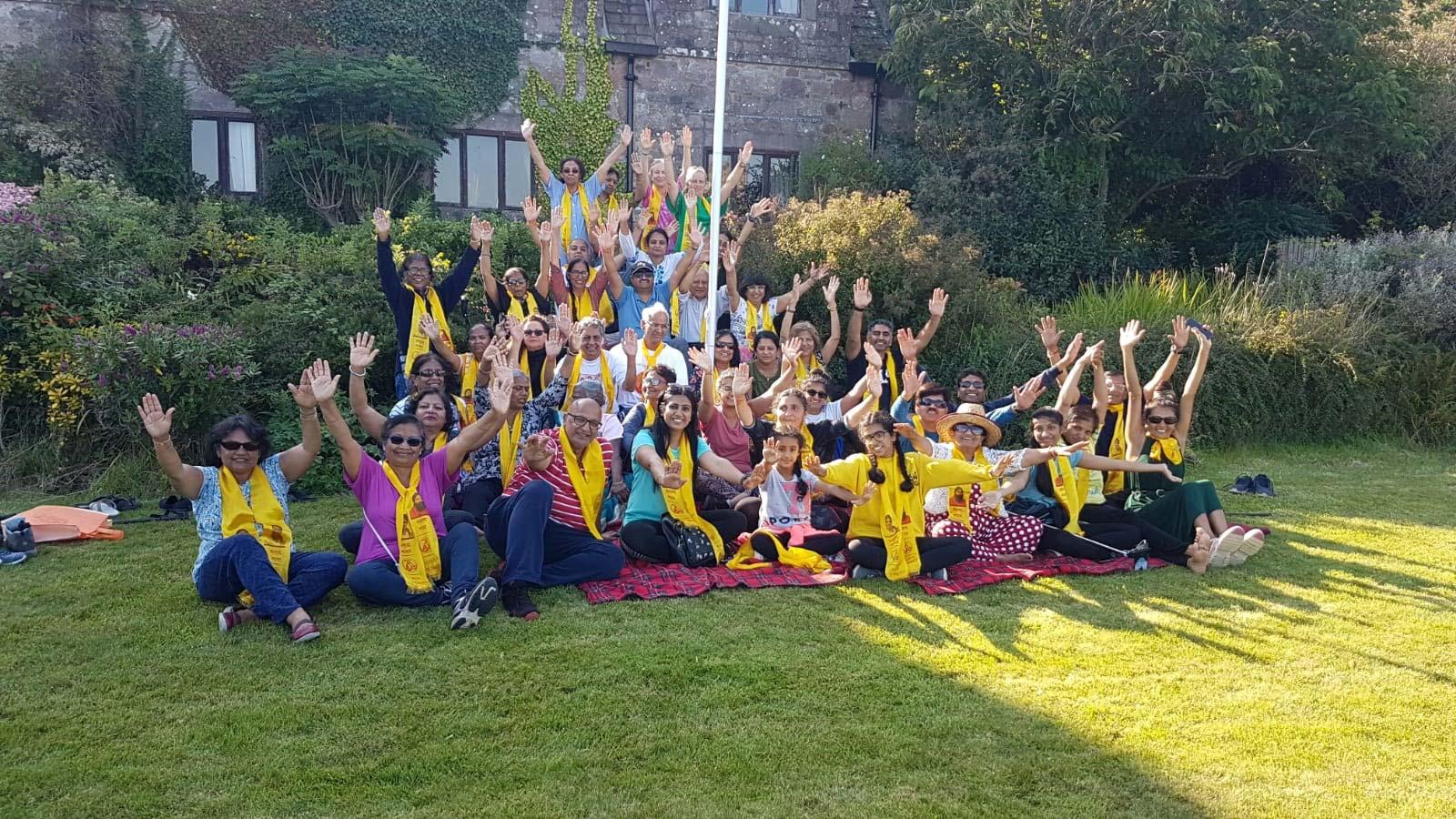 Little Cumbrae Island Scotland Yoga Retreat 2019
