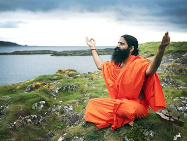 Exclusive She Donated An Island To Baba Ramdev By Rediff Com